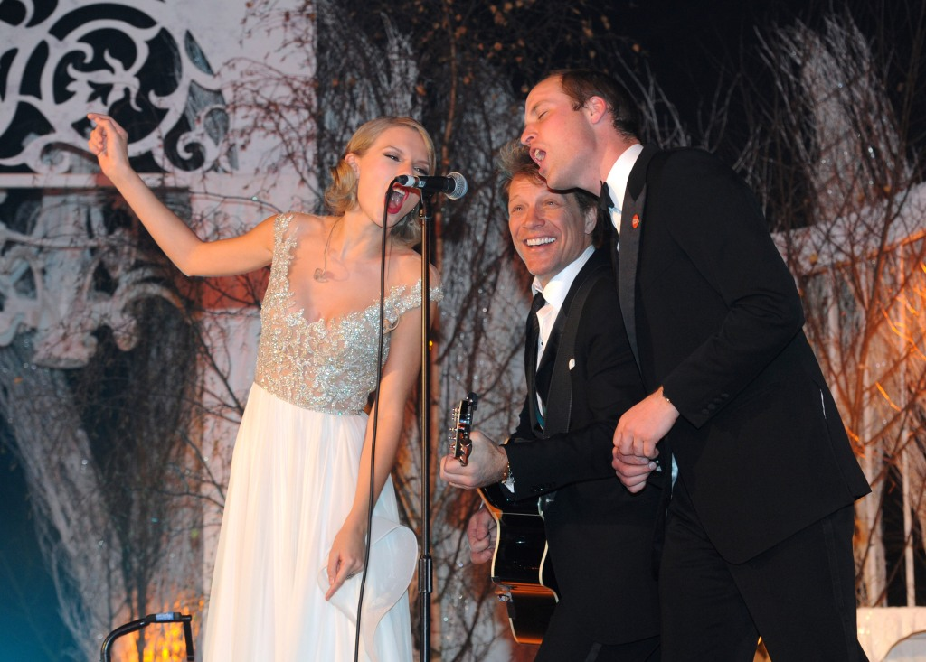 taylor swift bafta sings with prince william Why Taylor Swift Probably Wont Be at the Grammys This Weekend