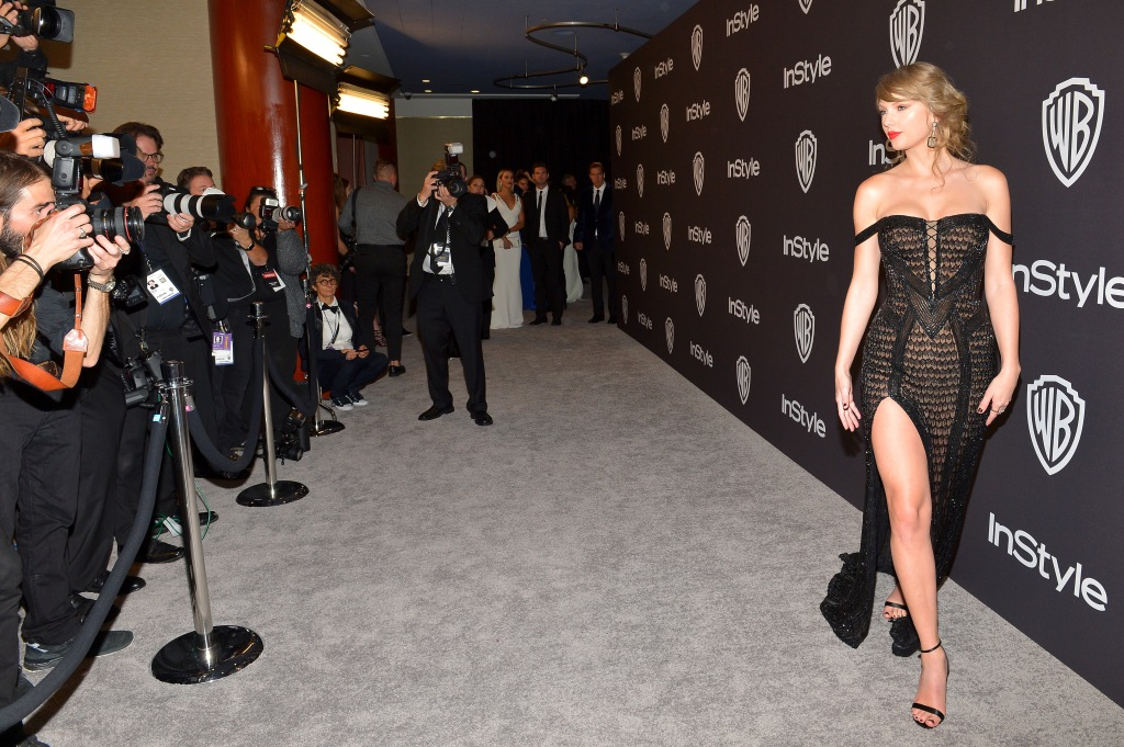 taylor swift golden globes Why Taylor Swift Probably Wont Be at the Grammys This Weekend