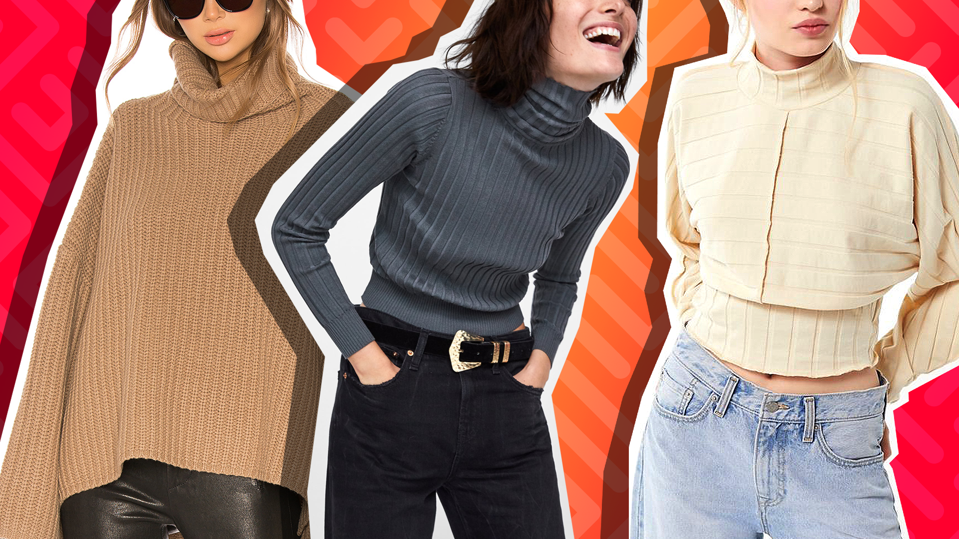 The Underrated Sex Appeal of the Turtleneck