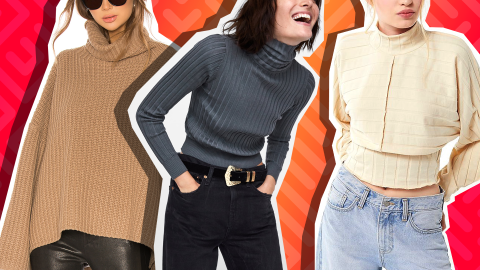 The Underrated Sex Appeal of the Turtleneck | StyleCaster