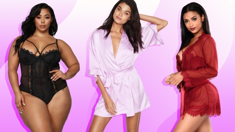 Last-Minute Valentine's Day Lingerie You Can Order Online and Receive by February 14 | StyleCaster
