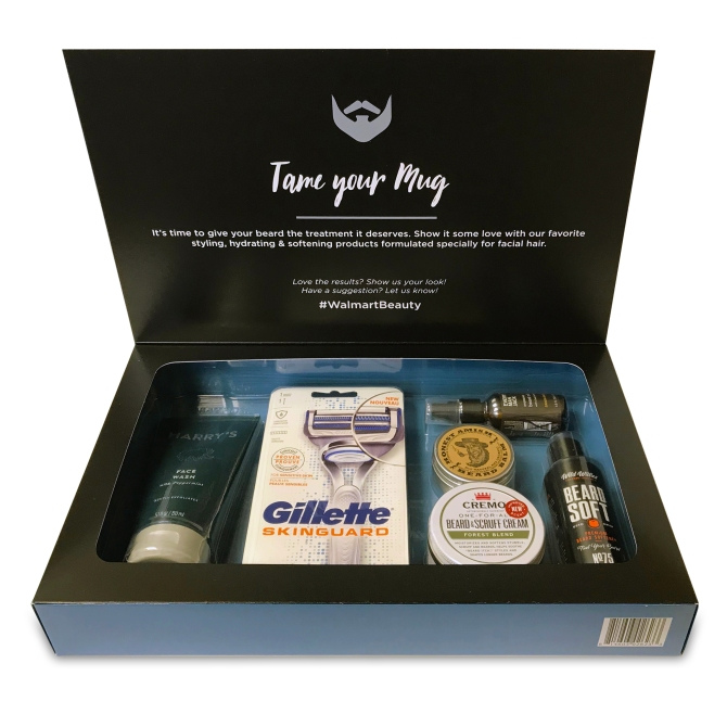 walmart beauty box tone your mug stylecaster You'll Be Surprised by the Brands Included in Walmart's New Beauty Boxes