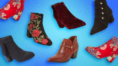 Sale Wide-Fit Winter Booties You Totally Deserve to Treat Yourself With | StyleCaster