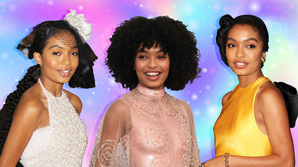 How Yara Shahidi's Hairstylist Became Hollywood's Resident Curl Queen
