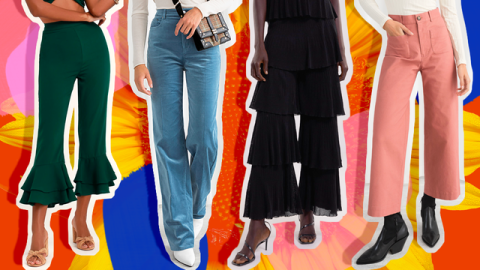 Spring Pants Are Here to Make Your Life Cuter and More Comfortable | StyleCaster