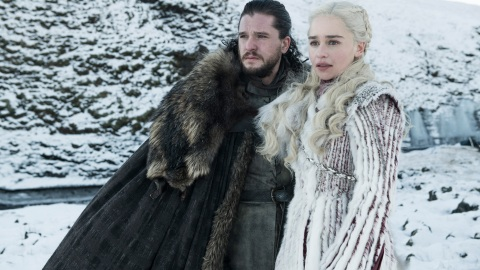 Emilia Clarke Revealed the Biggest 'GOT' Spoiler About Dany & the Stark Sisters | StyleCaster