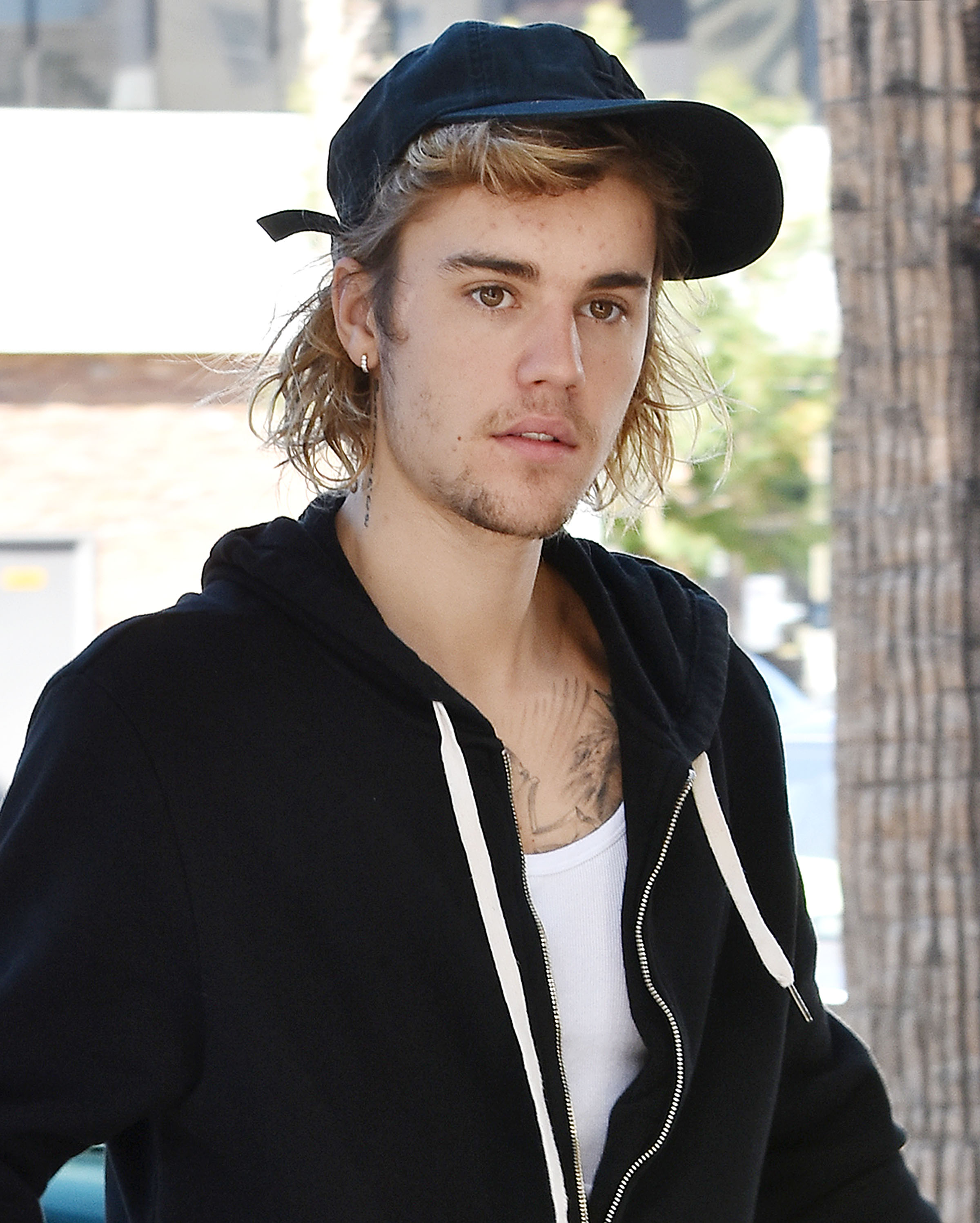 Let's Take a Moment to Unpack Justin Bieber's Street Style, Shall We?