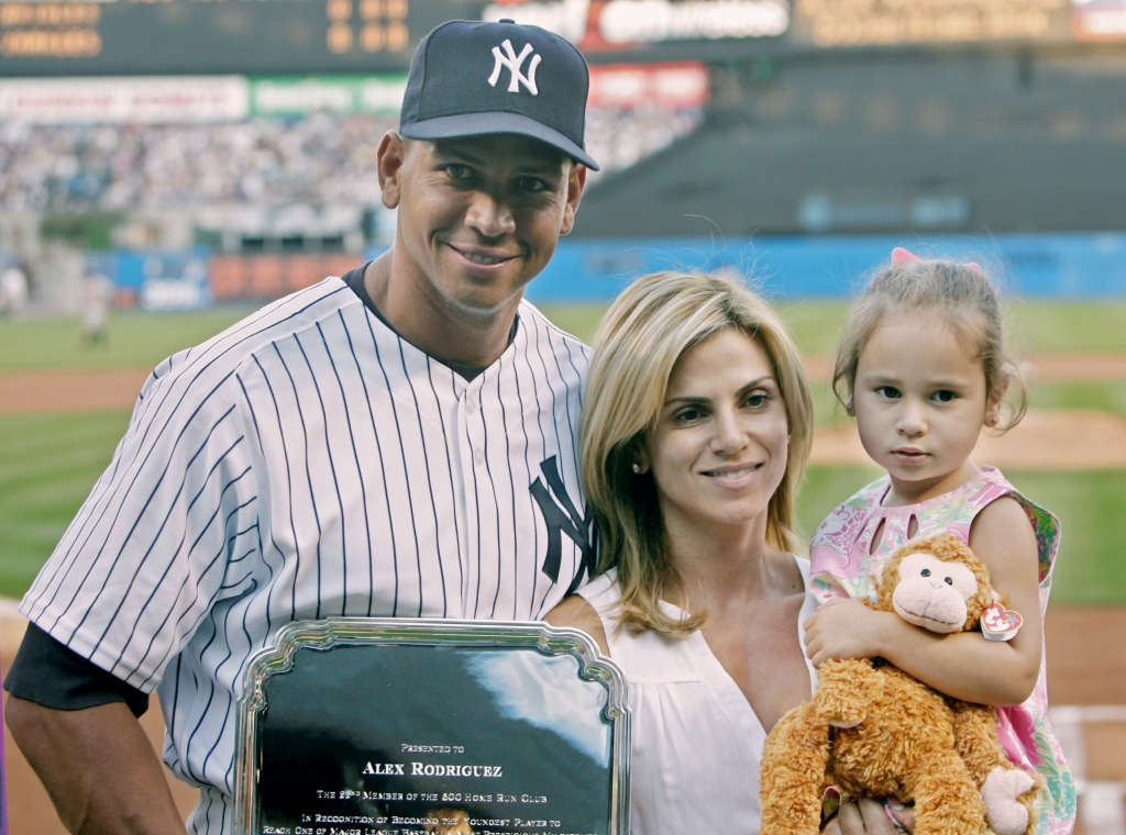 alex rodriguez ex wife Heres What Alex Rodriguezs Ex Wife Thinks of His Engagement to Jennifer Lopez