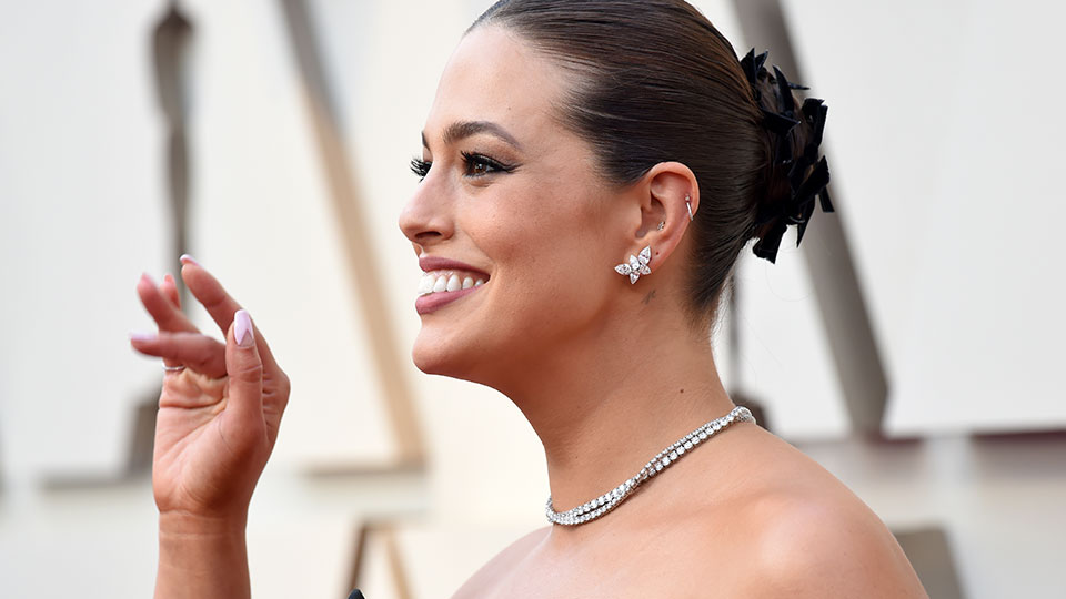 Ashley Graham Just Launched Lingerie-Inspired Nail Polish
