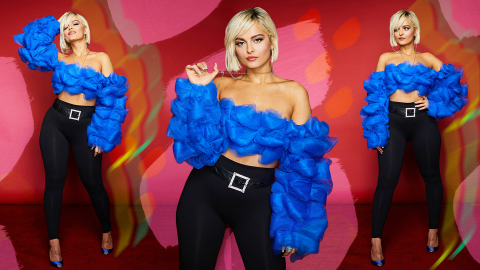 Bebe Rexha on Loving Her Body—& Shutting Down Sexism | StyleCaster