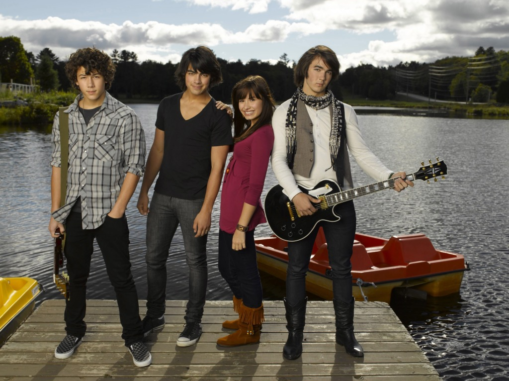 camp rock The Jonas Brothers Might Go on Tour with Demi Lovato & Its 2008 All Over Again