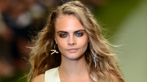 Cara Delevingne's Doppelgänger Has Been Found & the Similarity Is Insane | StyleCaster