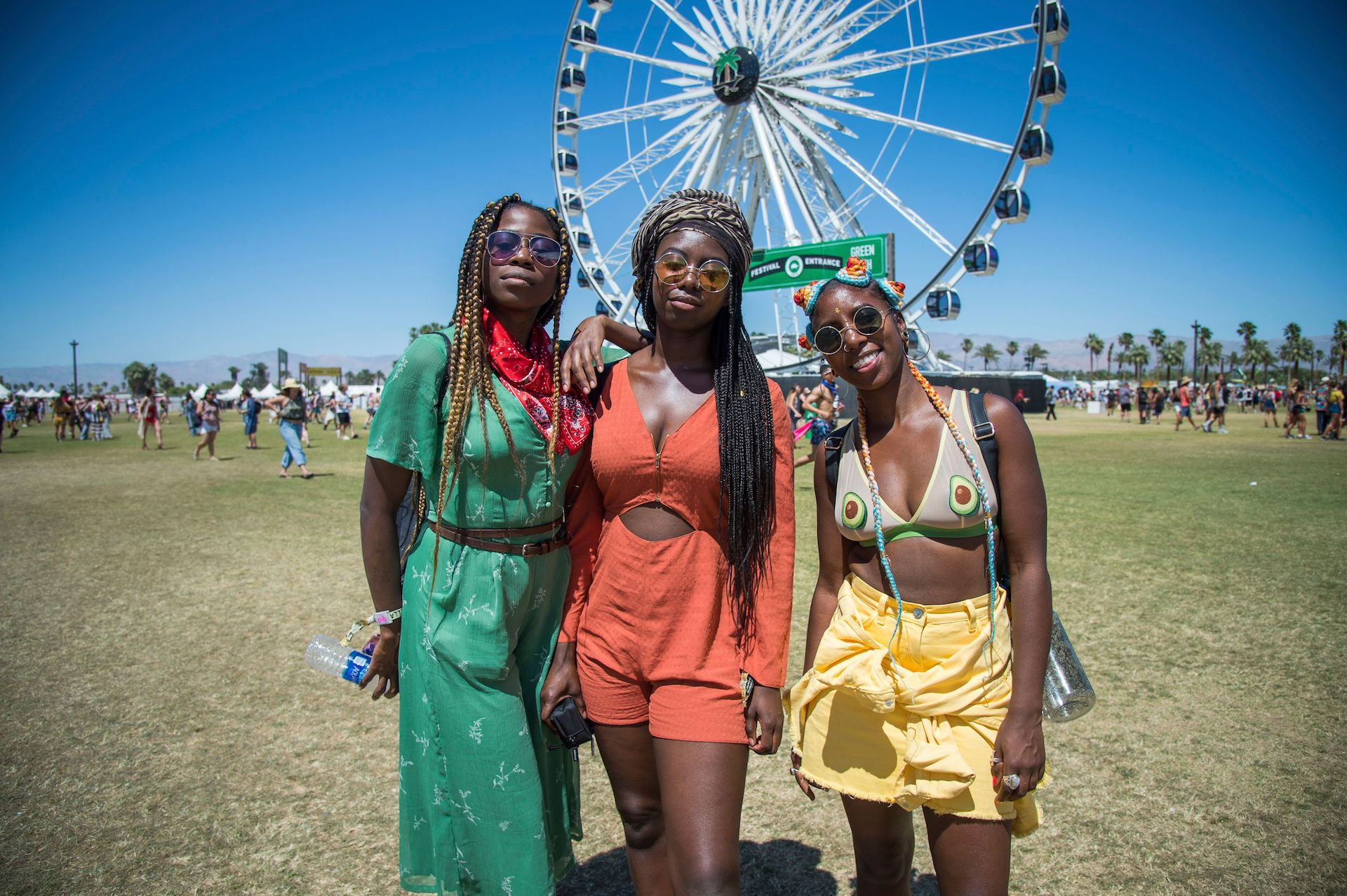 37 of the Best Festival Street Style Looks We've Ever Seen