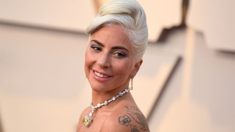 Why We Think Lady Gaga Secretly Debuted Haus Beauty on the Red Carpet | StyleCaster
