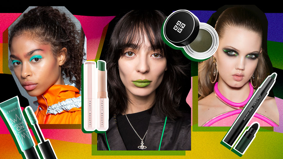 22 Gorgeous, Green Makeup Products You'll Want to Wear Beyond St. Paddy's Day