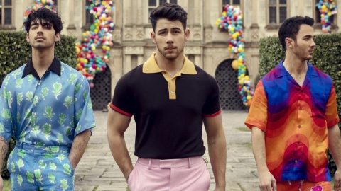 The Priyanka Chopra & Sophie Turner Tributes You Missed in the Jonas Brothers' 'Cool' | StyleCaster
