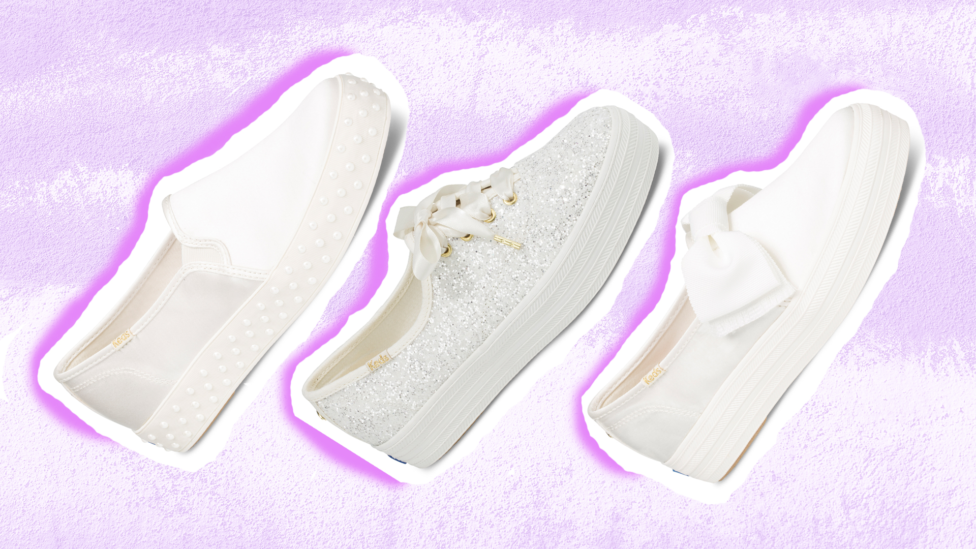 kate spade wedding sneaker