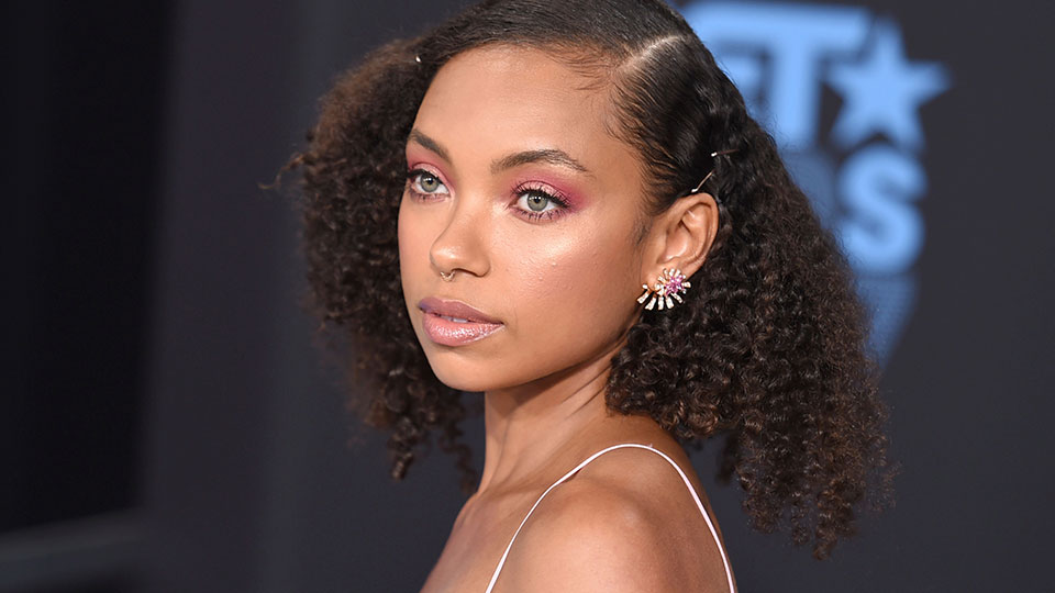 We Still Can't Believe Logan Browning Big-Chopped Her Signature Curls