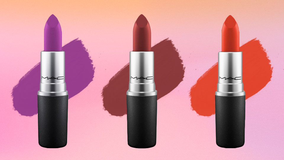 11 Cult-Favorite MAC Matte Lipsticks You Have to Try At Least Once