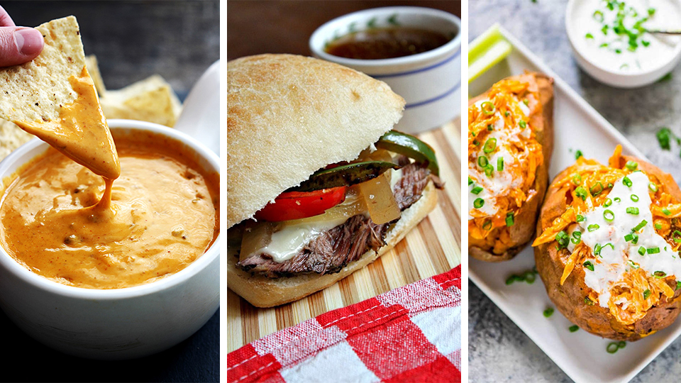 20 Slow-Cooker Recipes to Whip Up During March Madness