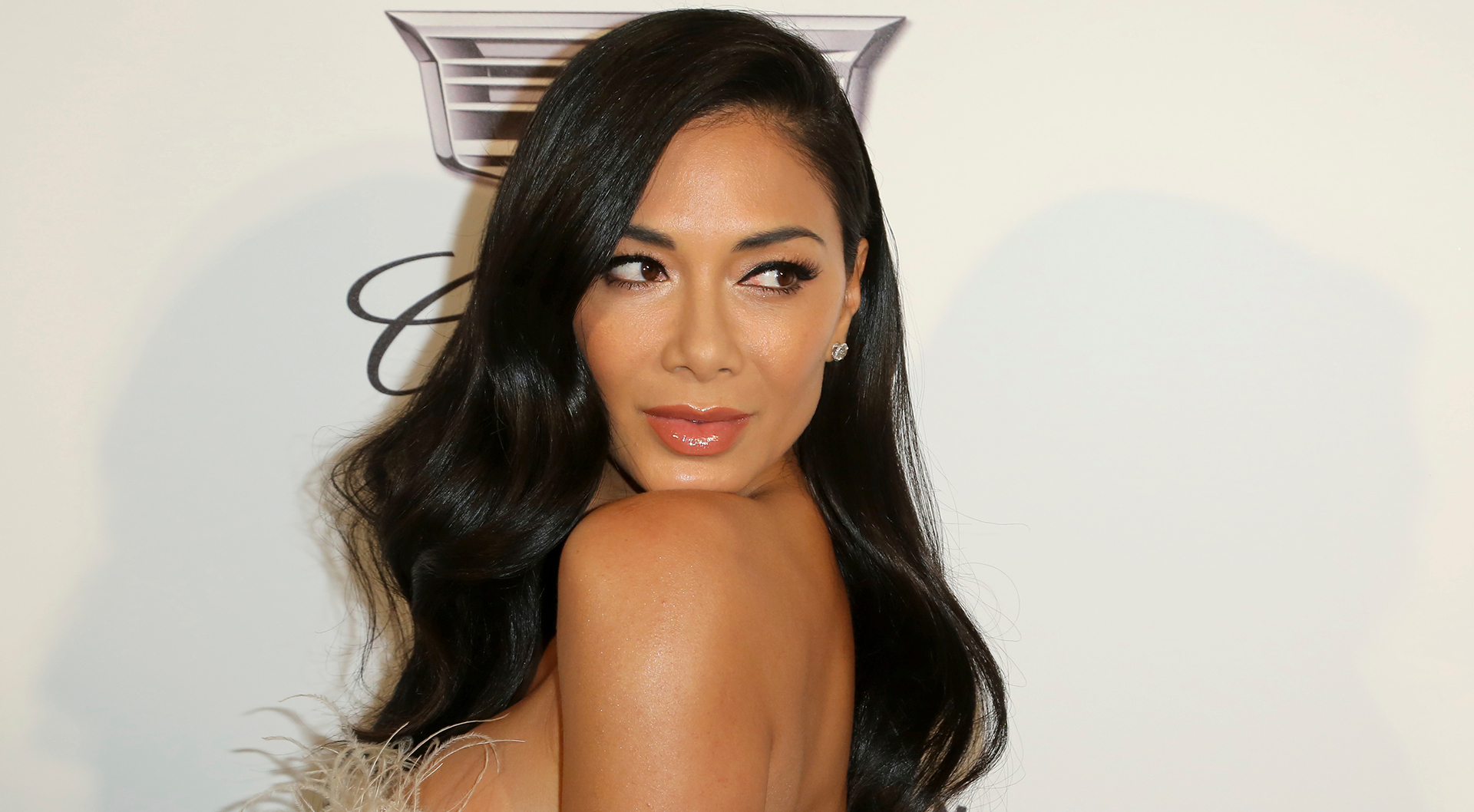 Whoa—Nicole Scherzinger Chopped Off All Her Super-Long Hair