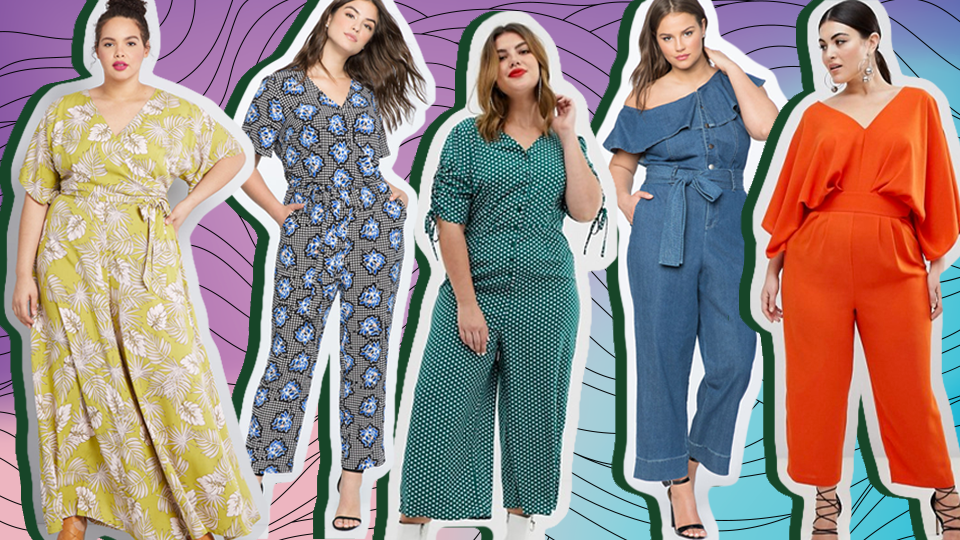 29 Plus-Size Jumpsuits to Shop, Because Spring Really Is Coming