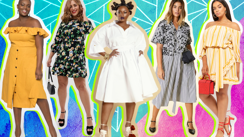 Plus-Size Sundresses to Shop Now, Because It's Summer, Damnit | StyleCaster