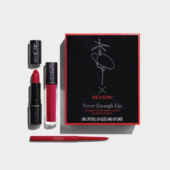revlon ashley graham lip kit Ashley Graham's Lip Kit Is Back After Selling Out in 3 Hours