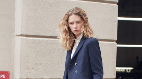 Rebecca Taylor's New Feminine Suiting Collection Will Have You Begging to Go into Work   StyleCaster