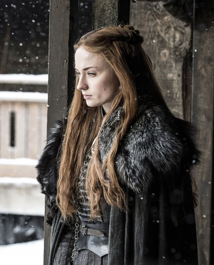 sansa got season 7 Emilia Clarke Just Revealed a Major Hint About Her Characters Future on Game of Thrones