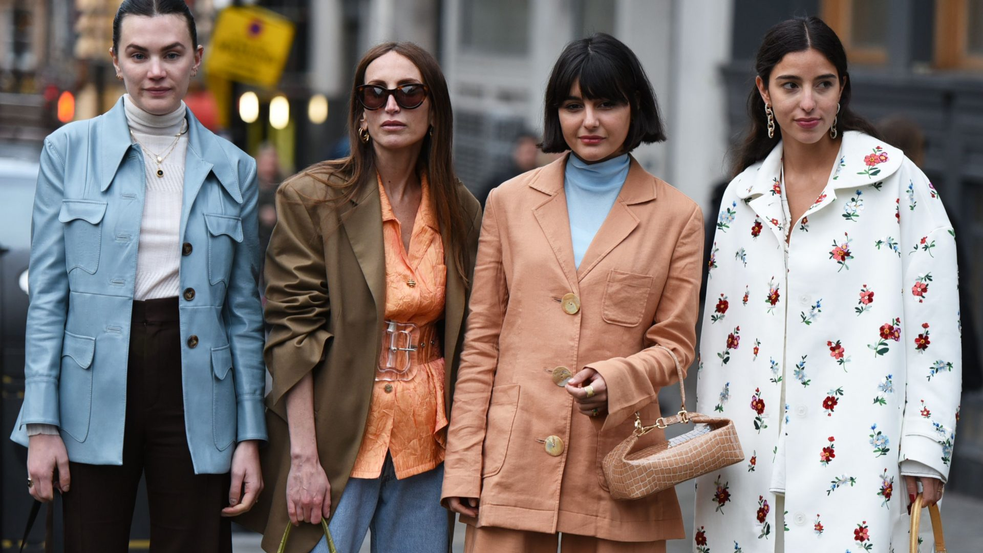 How to Dress for Brunch—the Street Style Way