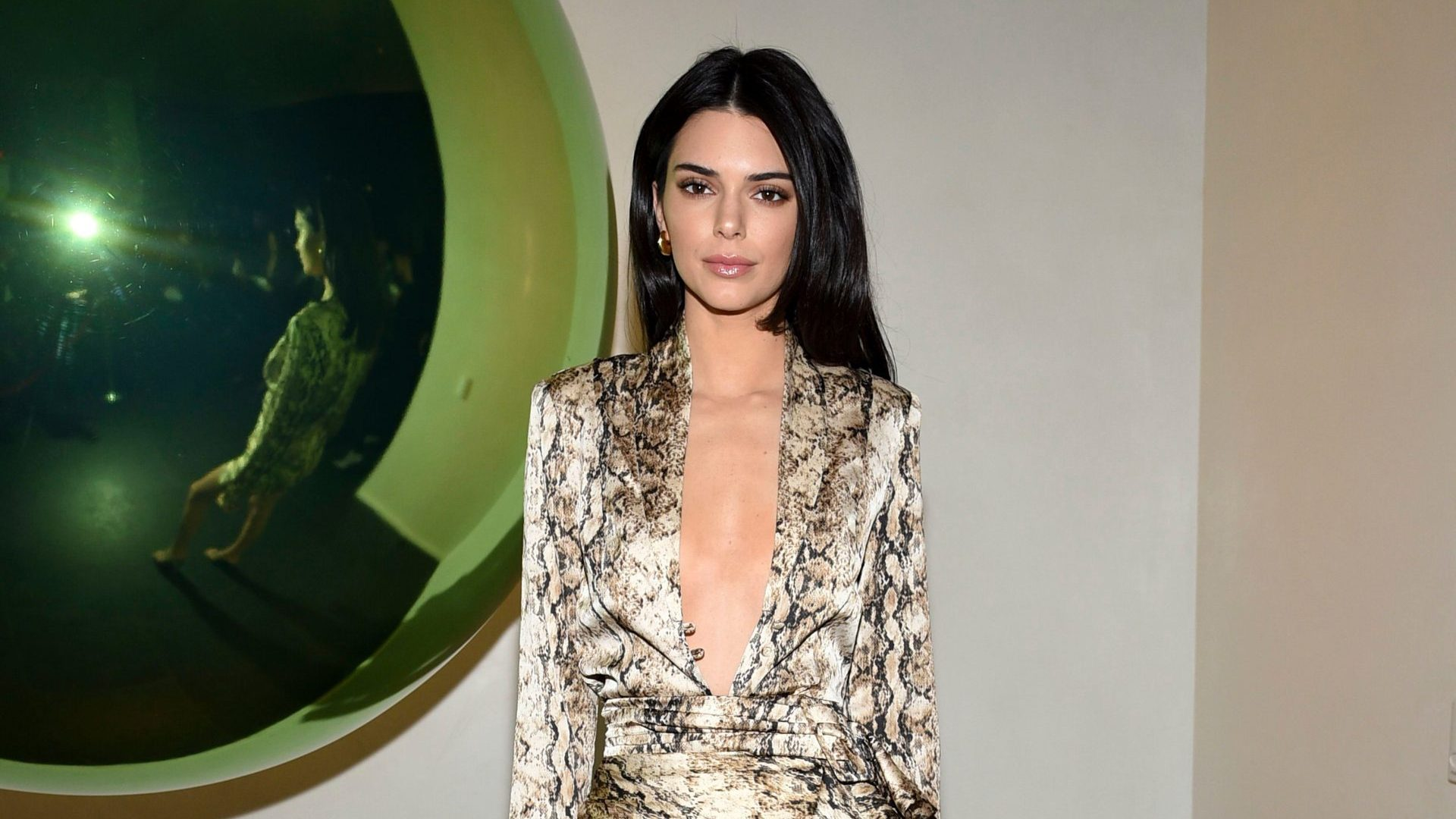11 Ways to Steal Kendall Jenner's Snakeskin Minidress Look