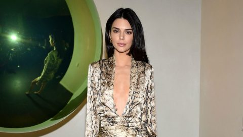 11 Ways to Steal Kendall Jenner's Snakeskin Minidress Look | StyleCaster