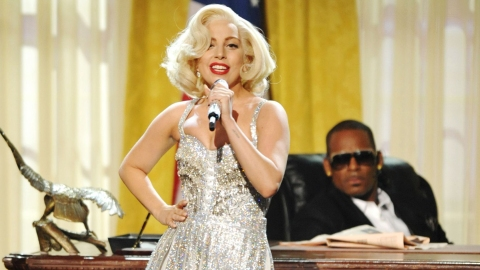R. Kelly Reacted to Lady Gaga Pulling Their Duet Amid Sexual Abuse Controversy   StyleCaster