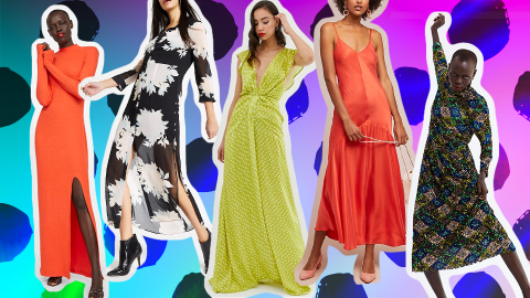 Spring Maxi Dresses to Shop Now and Live in All Season Long | StyleCaster