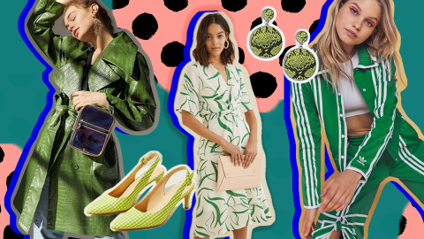 Green Clothes to Shop for St. Patrick's Day So You Can Avoid Getting Pinched For Once | StyleCaster
