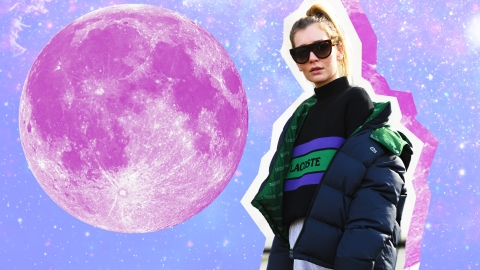 The 4 Signs That Will Feel Wednesday's Super Worm Moon the Most | StyleCaster