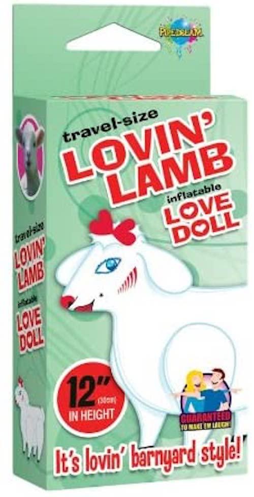 STYLECASTER   Weird Sex Toys   lovin lamb doll