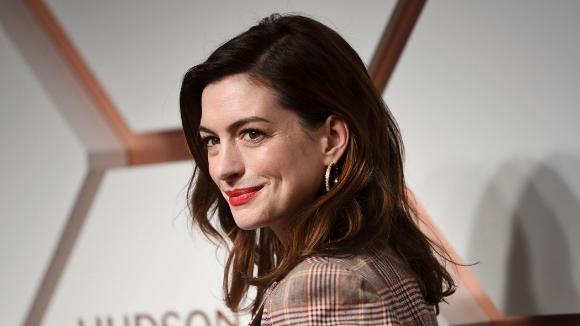 Anne Hathaway Just Got Summer's Hottest Shag
