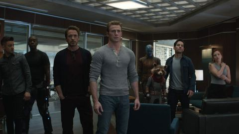 The Characters with the Highest Risk of Dying in 'Avengers: Endgame' | StyleCaster