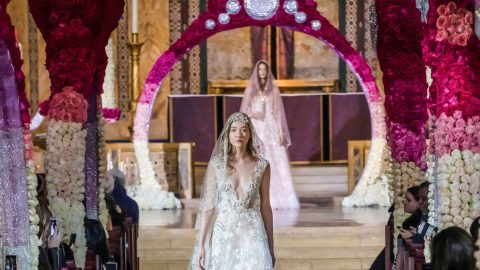 Can't-Miss Runway Looks From Bridal Fashion Week | StyleCaster