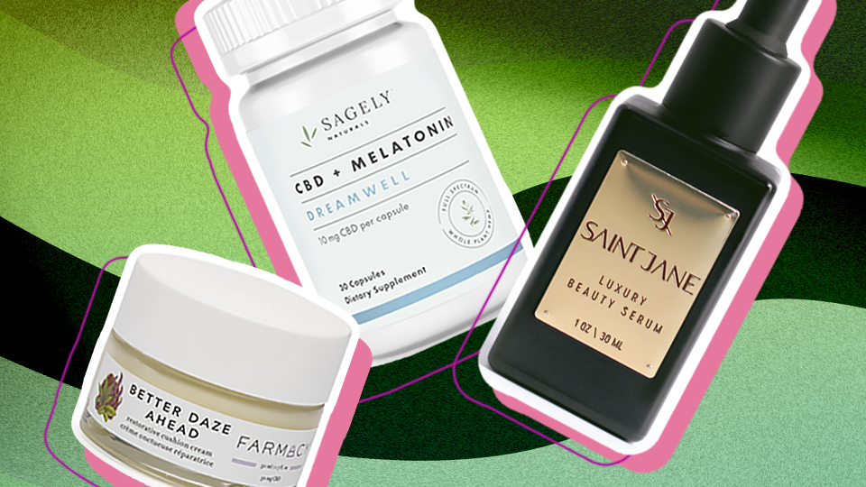 I Went Down a CBD Rabbit Hole So You Don't Have To