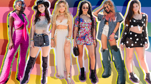 Must-See Street Style Looks From Coachella Weekend 1 | StyleCaster
