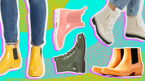 Cute Rain Boots Exist, and We've Found Them | StyleCaster