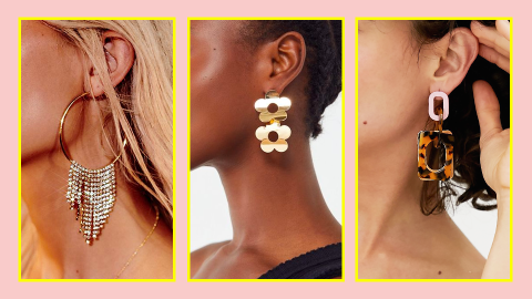 71 of the Best Spring Statement Earrings Money Can Buy | StyleCaster