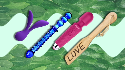 Eco-Friendly Sex Toys Exist, & We're Shopping Them   StyleCaster