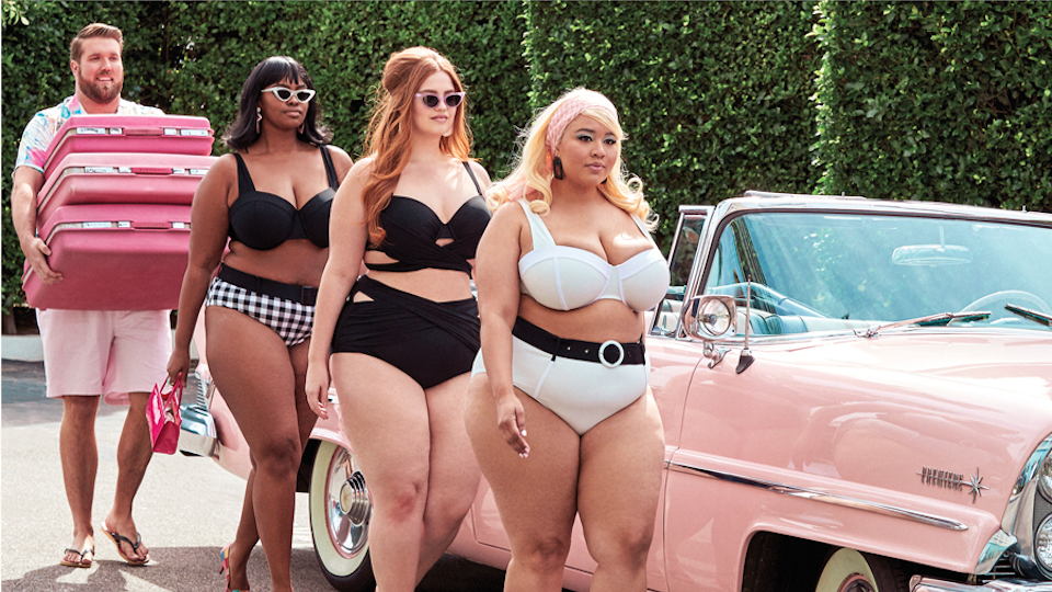 The Latest GabiFresh and Swimsuits For All Collection Is a Plus-Size Barbie Dream