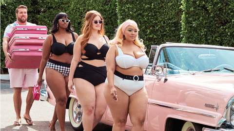 The Latest GabiFresh and Swimsuits For All Collection Is a Plus-Size Barbie Dream | StyleCaster
