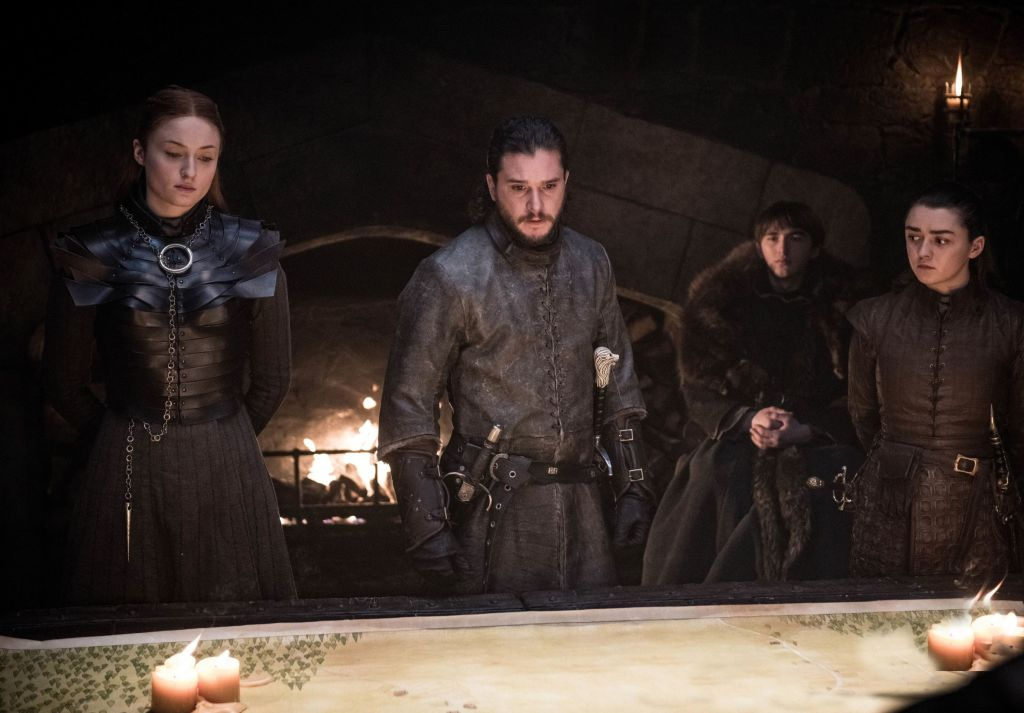 game of thrones stark season 8