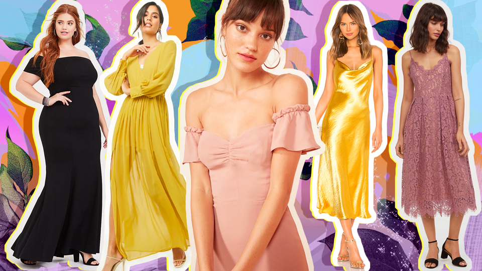 Foolproof Wedding Guest Dresses to Wear When the Dress Code Is Frustratingly Ambiguous